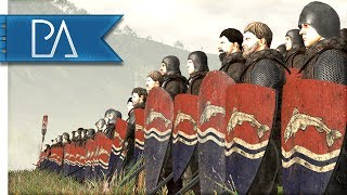 BATTLE OF THE GOLDEN TOOTH: War of the Five Kings - Seven Kingdoms Total War Mod Gameplay