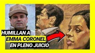 ¿Intentó el CHAPO GUZMÁN Escapar del tribunal? 🏃🏼🏃🏼🏃🏼 #elchapo