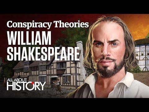 William Shakespeare   Conspiracy Theories