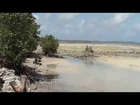 In Butaritari a Outer Island from Tarawa - Kiribati .. 28/02/13