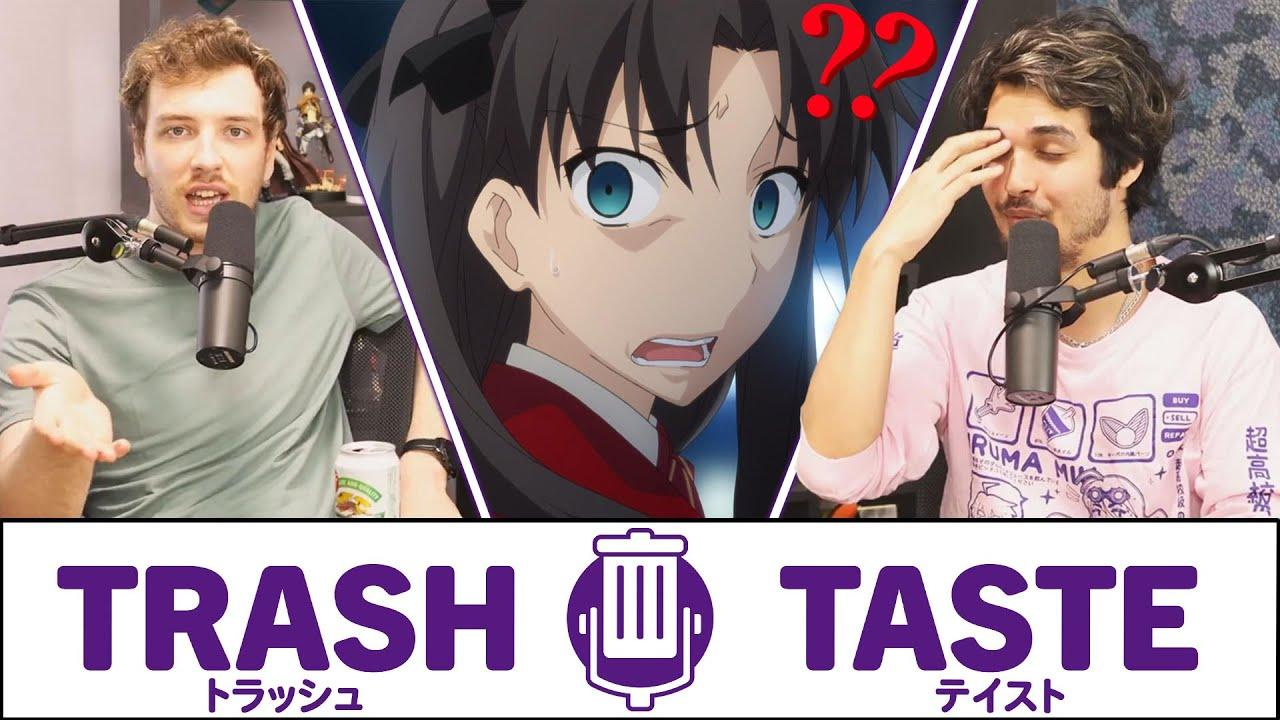 We Don't Understand Anime Games   Trash Taste #8