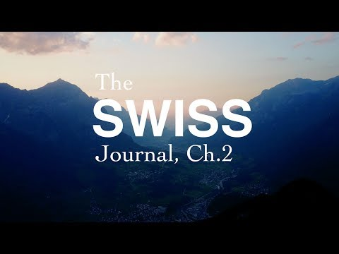 the swiss journal, chapter the second // the panasonic gh5 goes to switzerland