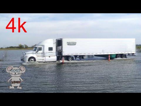 I-90 Underwater In South Dakota In 4k