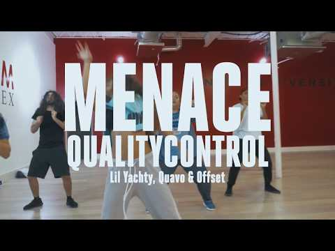 Menace Quality control  Jeremy Strong Choreography Millennium Miami