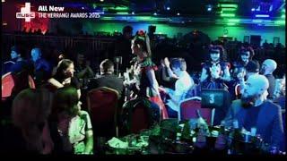 BABYMETAL receive 2015 Kerrang award.