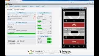 FreePBX VoIP Tutorial Part 12 - Now what? Get a free phone number with IPKALL + Hold Music