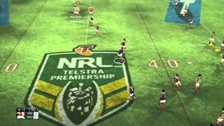 Rugby League Live 2 | 2014 NRL Round 1 Preview | Rabbitohs vs Roosters