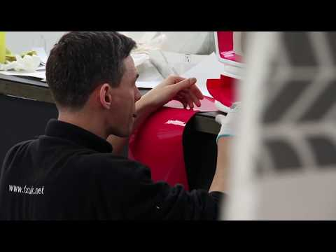 Creative FX and Hexis Skyline Drift Car Wrap - Nick Brady Drift - Creative FX Wrap