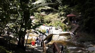 lumix gf2 video test lata iskandar waterfall