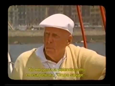 Howard Hawks Interview 1972 San Sebastian