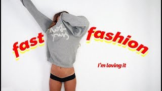 Fast Fashion Explained In Under 5 Minutes