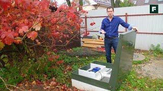 Дом-гараж: инженерные коммуникации