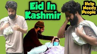 Emotional    Eid In Kashmir.No Homes #FunnyKashmir