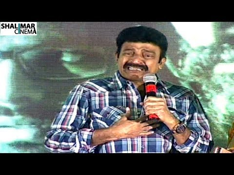 Rajasekhar Emotional Speech Video || Garuda Vega Movie Press Meet || Shalimarcinema