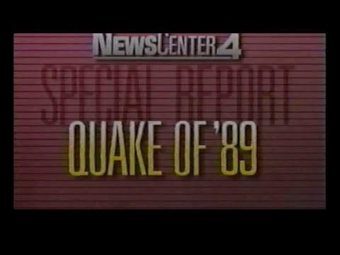 1989 SF Earthquake shocking footage