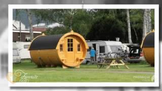 AZUR Camping Wertheim - Germany Wertheim