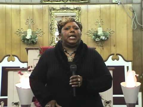 FIRE with Pastor Theresa Hill