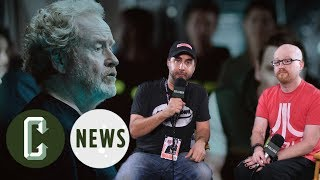 Fox Reassessing Alien Franchise after 'Covenant' Struggles - Collider News