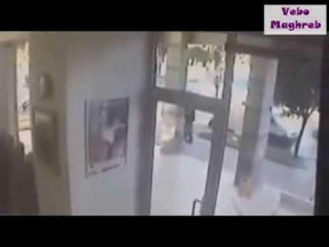 Braquage d'une banque au Maroc