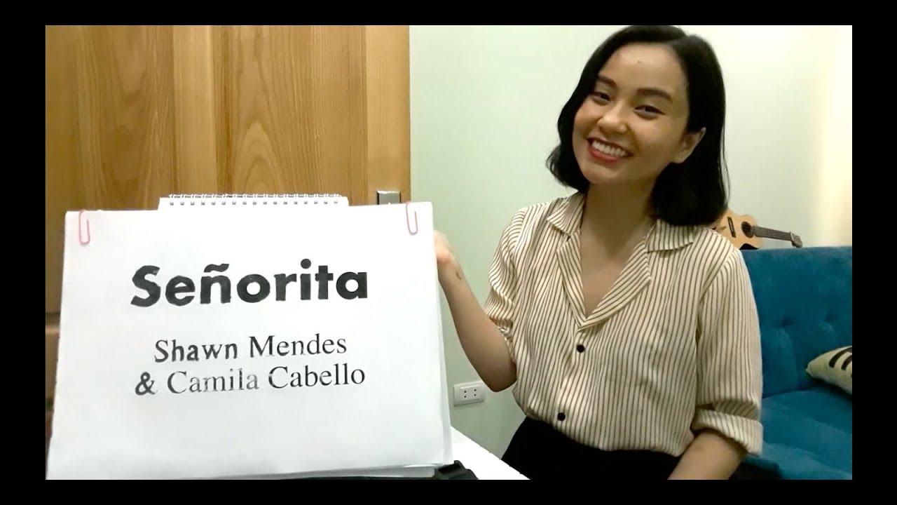 SEÑORITA (Shawn Mendes ft Camila Cabello) Học tiếng Anh qua bài hát| Thảo Kiara