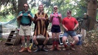 "Les Frères Jacquard - Gorges du Tarn (cover ""Funky town"") thumbnail"