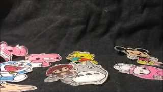 SHRINKY DINK CHARMS COLLECTION #1 //kelpytime//