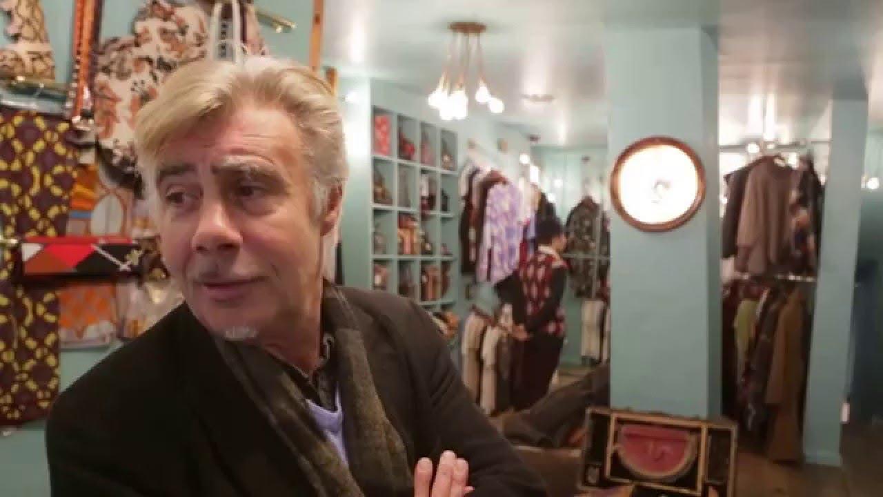 27d14af3e6 Glen Matlock in Worlds End Shop 24-11-15 Pt1 - YouTube