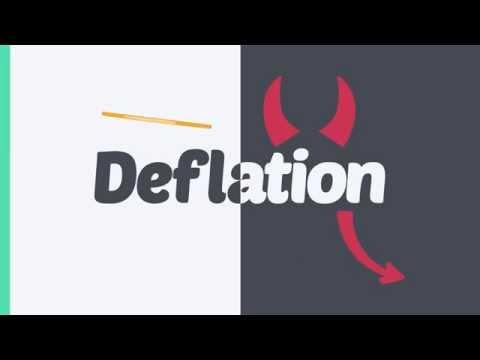 Economics explainer: What is deflation?
