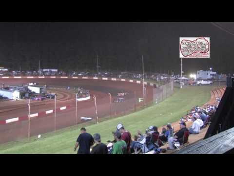 Dixie Speedway 5/27/17 Steelhead/525 Latemodel Feature!