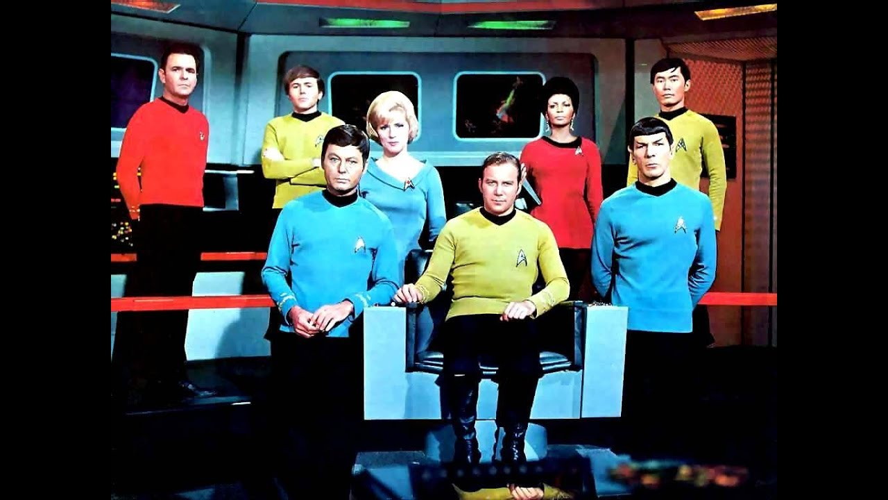 Commercials Featuring Star Trek Cast Members - YouTube