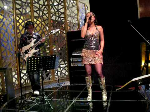 Because of you-Ruth Velarde@Grand Metropark Hotel Suzhou China
