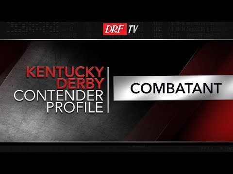 Kentucky Derby Contender Profile - Combatant