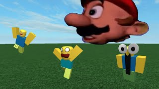 Roblox Super Mario Scream