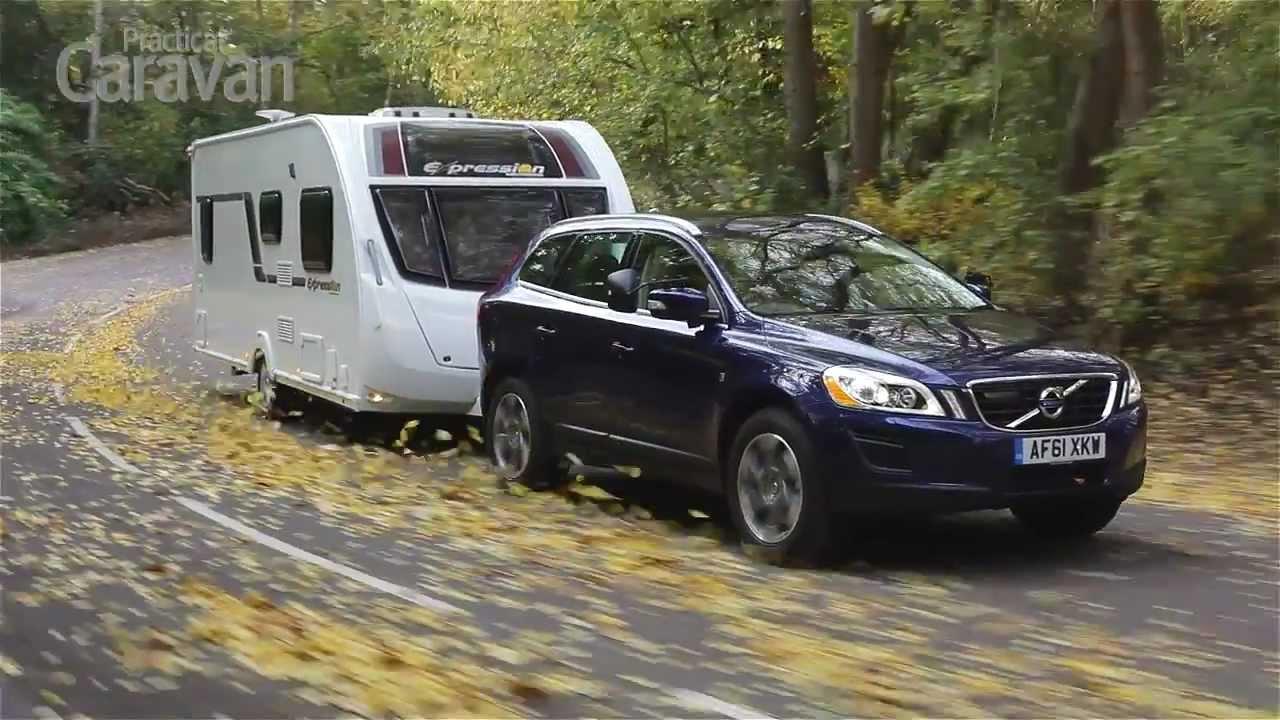 Practical Caravan Volvo Xc60 Review 2012 Youtube