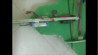 F 22 Scratch Built Maiden Foam Board
