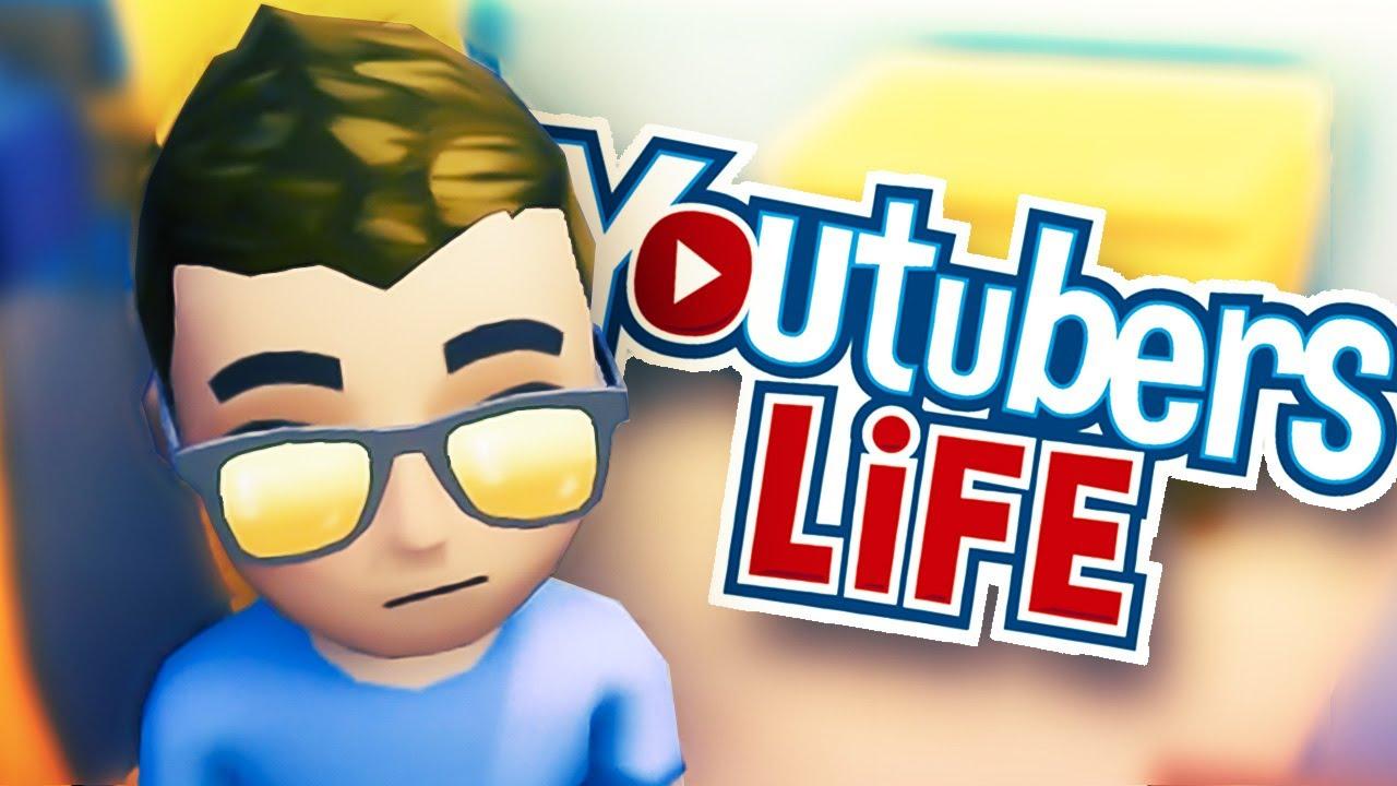 Скачать youtuber's life.