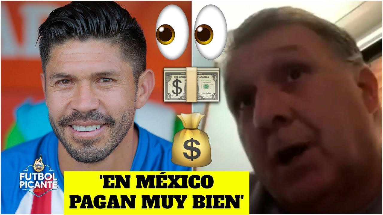 ¿DINERO O EUROPA? 'En México pagan bien y los jugadores lo piensan para irse': Tata | Futbol Picante