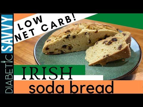 irish-soda-bread---diabetic-friendly,-low-net-carb-&-no-added-sugar!