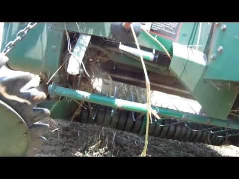 John Deere 535 Twine And Dump Cycle Youtube. John Deere 535 Twine And Dump Cycle. John Deere. John Deere 430 Baler Wiring Diagram At Scoala.co