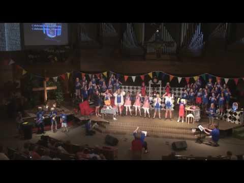 "7-16-2010 ""Praise Medley"", pt 2 songs (6b/8)"