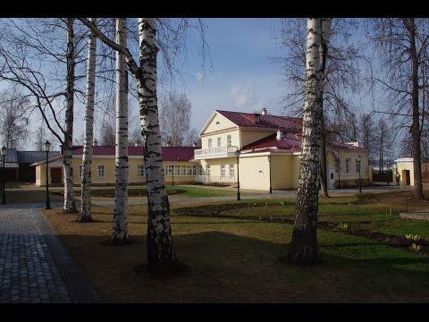 Музей П.И. Чайковского в Воткинске. Изучаем экспонаты. Играем на детской площадке, едим блины.