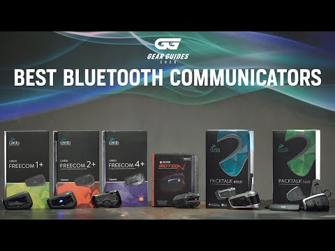 Best Motorcycle Bluetooth 2020