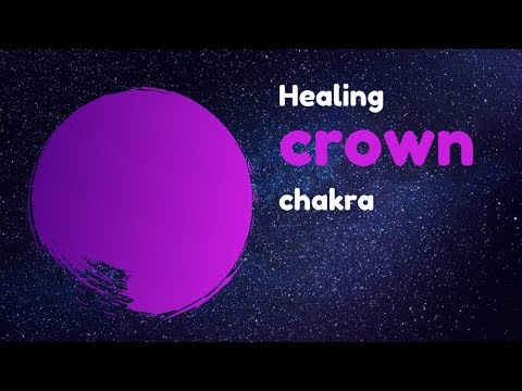 Clearing energies in your Crown Chakra with Distance Reconnective Healing