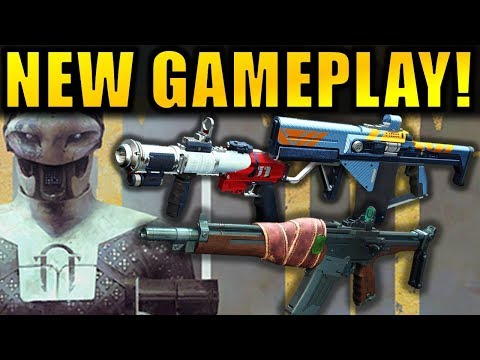 Destiny 2: NEW GAMEPLAY of Season 5 Pinnacle Weapons! thumbnail