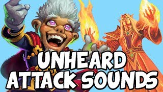Attack Sounds You Don