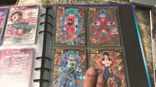 ドラゴンボールヒーローズカード紹介 アルティメット&シークレット&キャンペーン thumbnail