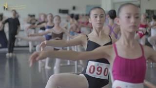 第八屆全國芭蕾舞蹈大賽