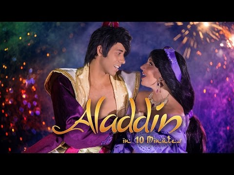 Aladdin in 10 Minutes