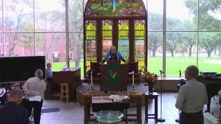 Worship at First Presbyterian Church of Rockwall 7-18-21
