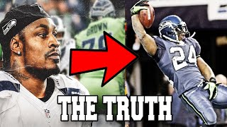 The Real Reason Why Marshawn Lynch Is Signing With The Seattle Seahawks (ft. Skittles & Chicken)